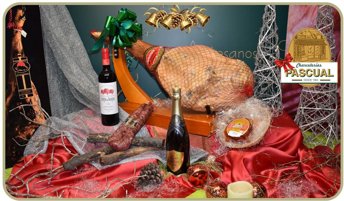 Lote Navidad Aragón