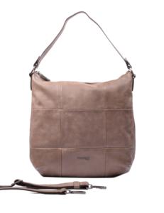 Bolso de hombro color cuero (vegan bag)