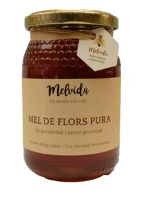 Miel de tomillo 480 g -  MELVIDA