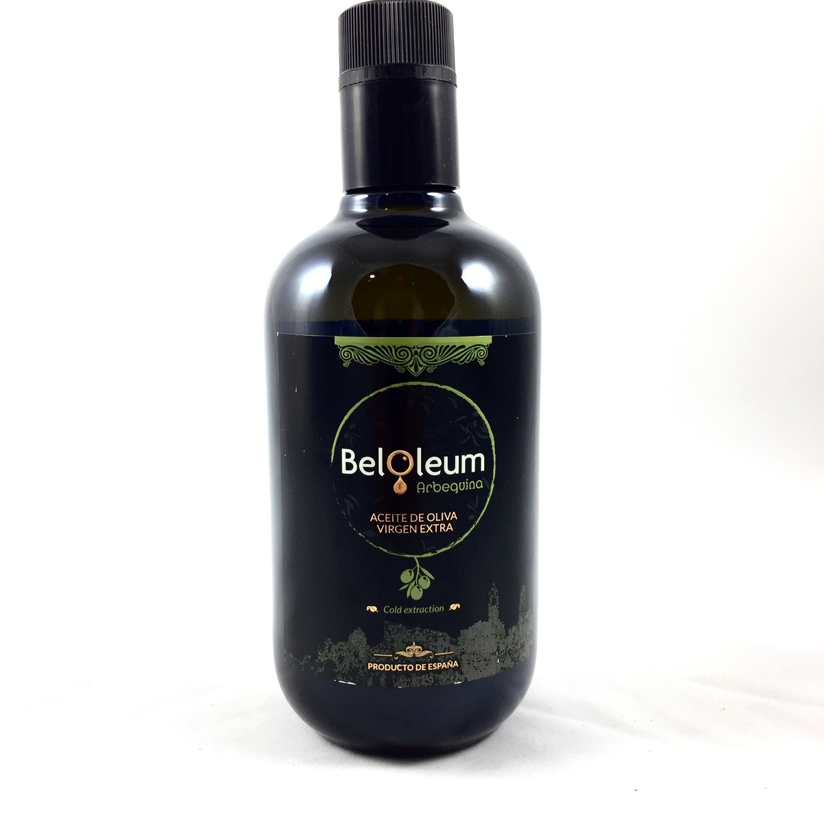 Beloleum arbequina Aceite de oliva virgen extra
