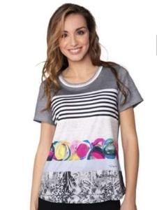 Camiseta Sissus Mady Estampada