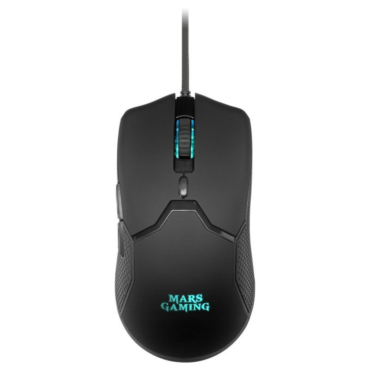 PACK TECLADO MOUSE ALFOMBRILLA Y HEADSET MARS GAMING MCPEX RGB SERIE PROFESIONAL