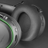 Auriculares Gaming 7.1 Inalámbricos Mars Gaming MHW Negros