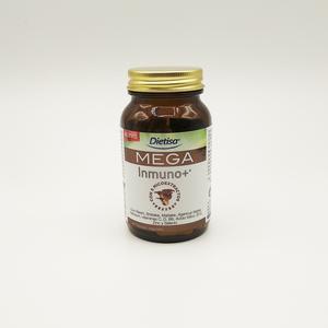 MEGA INMUNO + . 60 Cápsulas. Dietisa