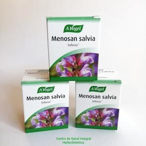 A.Vogel - Menosan Salvia - 30 comprimidos