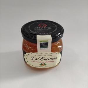 Mermelada de Piña con viruta de naranja
