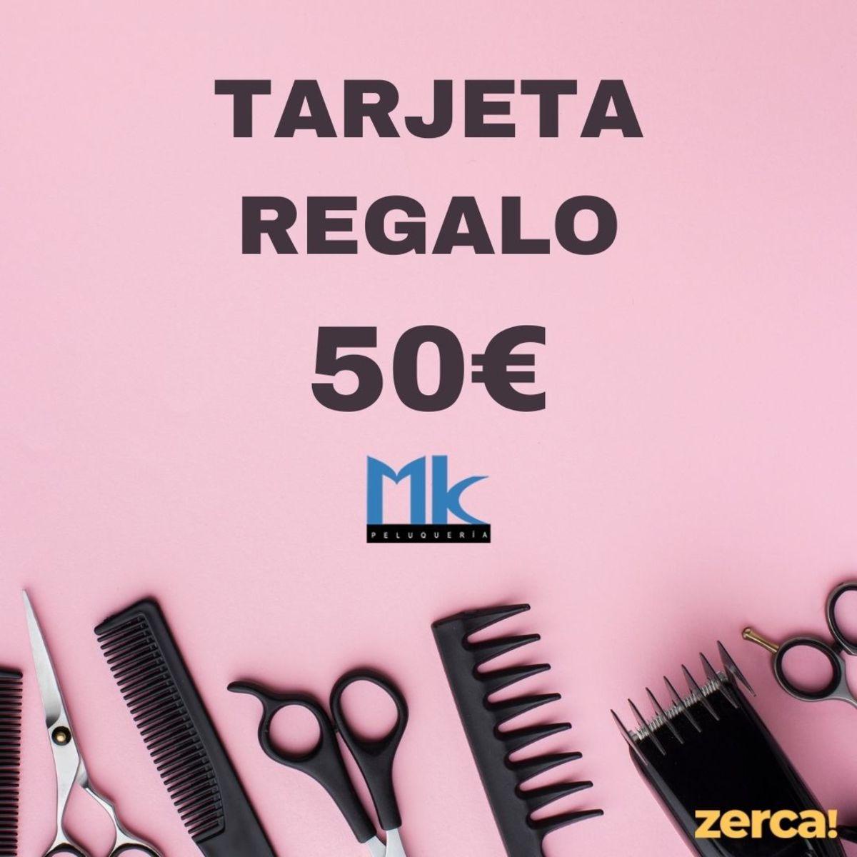 Tarjeta de regalo, salud en tu cabello: 50€