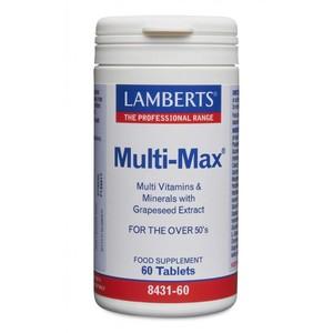 Lamberts - Multi-Max - 60 tabletas