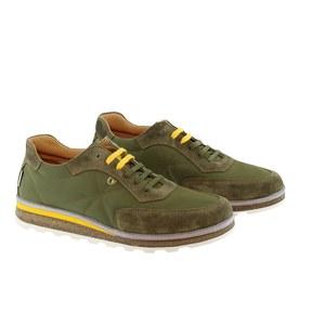 Zapato de Verano Partelas Colección Como Modelo Olive