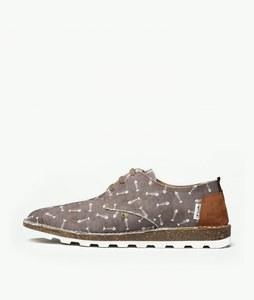 Zapato de verano Partelas colección Taupe Modelo Tarifa