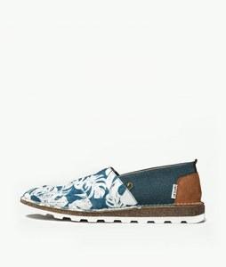 Zapato de verano Partelas colección Cuarzo Modelo Cobalto