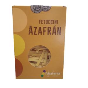 Fetuccini de azafrán La Aljafería