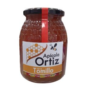 Miel de tomillo Apícola Ortiz 1000 gr