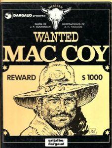 MAC COY Nº 05 :WANTED MAC COY