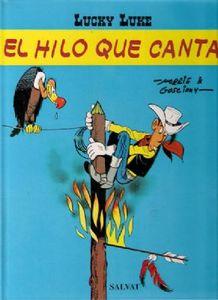 LUCKY LUKE EL HILO QUE CANTA
