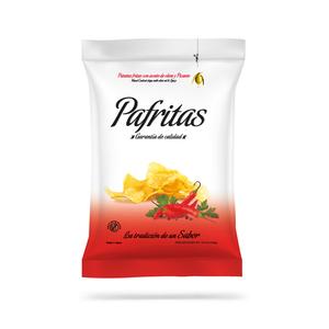 Patatas fritas Pafritas picantes 140 g
