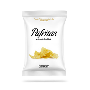 Patatas fritas Pafritas 140 g