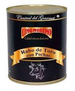 Rabo de toro con pochas Lino Moreno