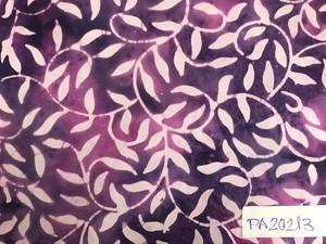 Tejido Batik - Morado Patchwork