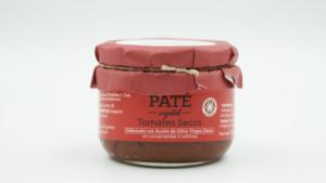Paté Artesano Vegetal de Tomates Secos