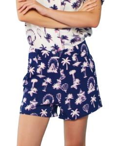 Pantalón Shorts Navy Atracciones