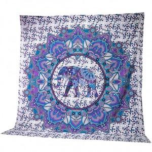 Colcha Elefante Hippie
