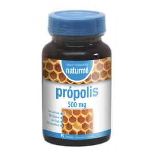 Própolis 500 mg 45 cápsulas Naturmil