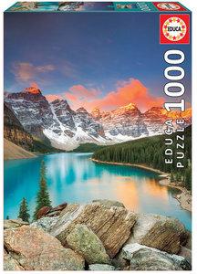 PUZZLE EDUCA 1000 PZS LAGO MORAINE, CANADA