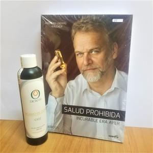 "Pack Libro  ""Salud Prohibida: Incurable Era Ayer"" + Dióxido de Cloro (CDS)"