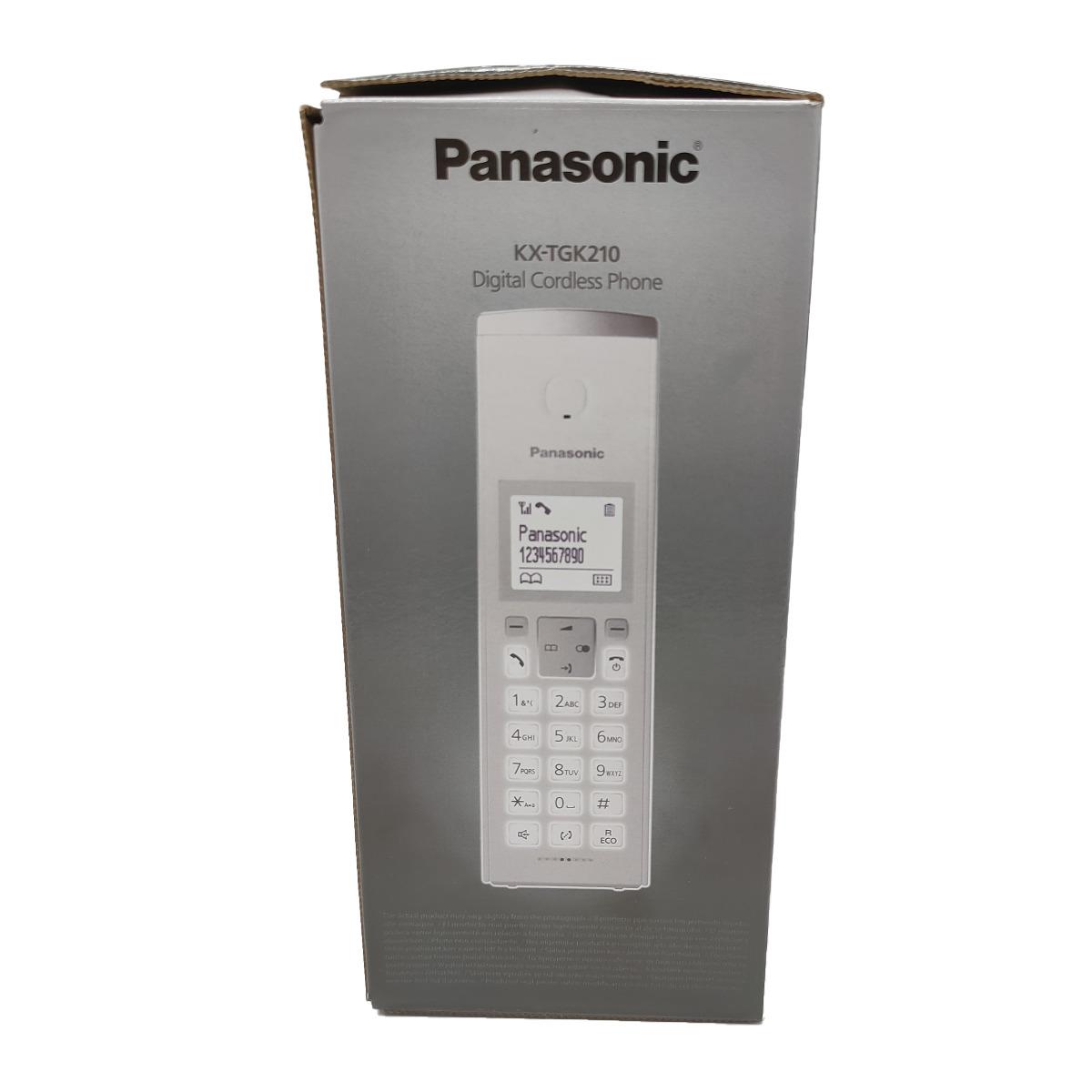 Teléfono fijo Panasonic KX-TGK210