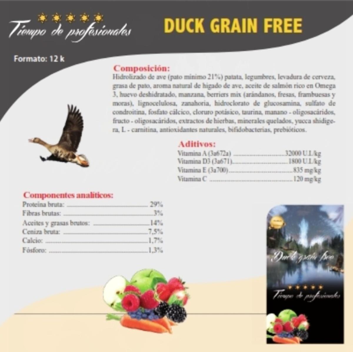 Duck Grain Free