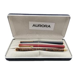 Boligrafo Laca ch. Oro Aurora Italia - 3 Colores