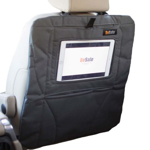 Protector de asiento de coche con portatablet BeSafe