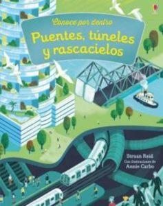 """Libro """"Puentes, túneles y rascacielos"""""""