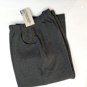 Pantalón Punto Señora gris