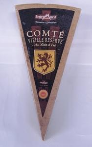 Queso Comte Vielle Reserva - Cuña 300 g aprox. - Sin gluten