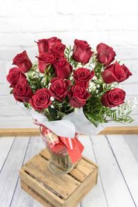 Ramo de Rosas Premium