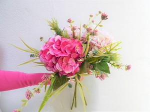 Ramo hortensias «Mixti»