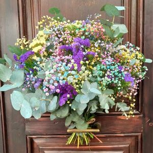 Ramo de flores para secar Grande
