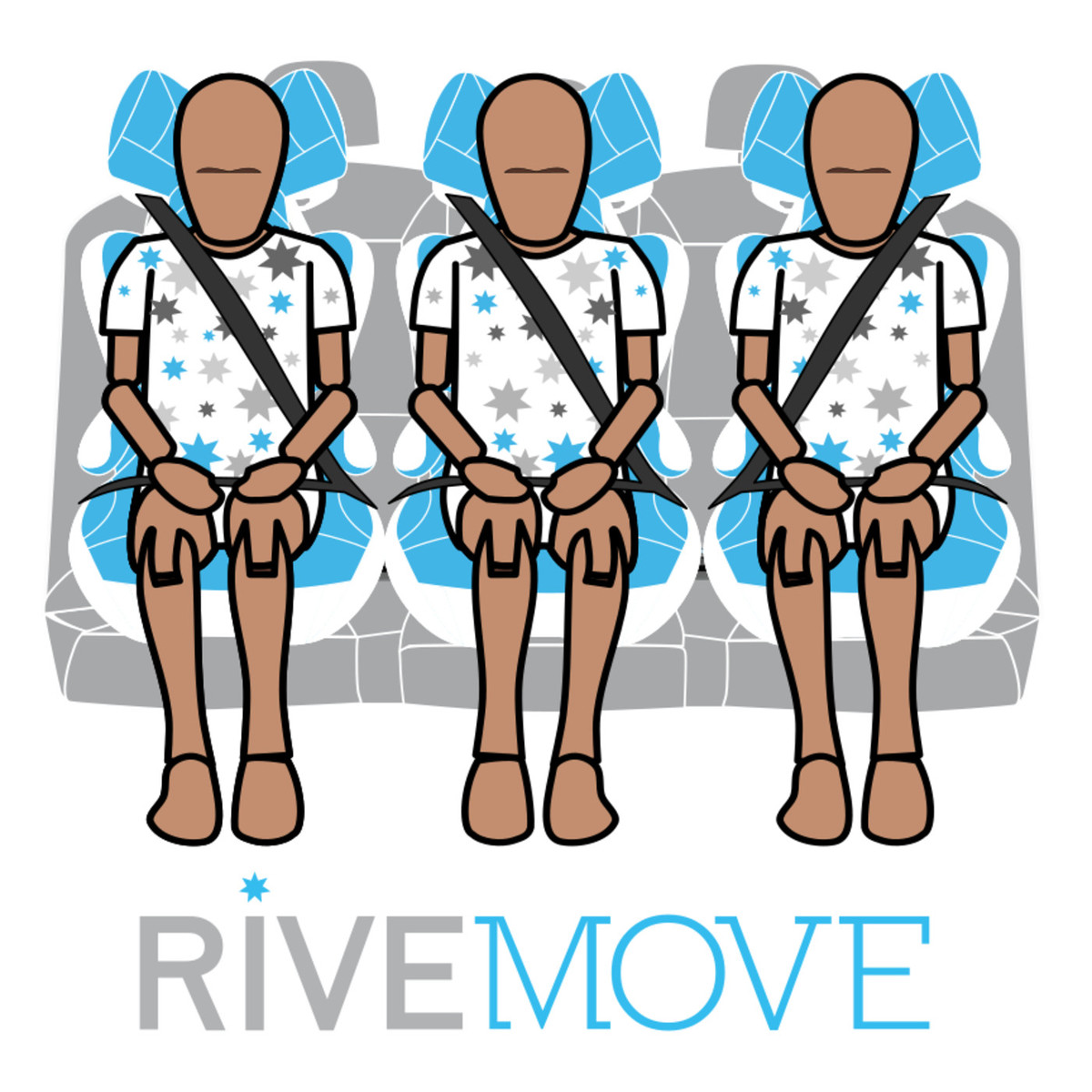 Rivekids Rivemove Individual Ampliación IsoFIX