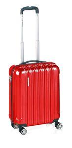 Maleta Trolley Neon Lux - Gladiator - cabina 55 cm rojo