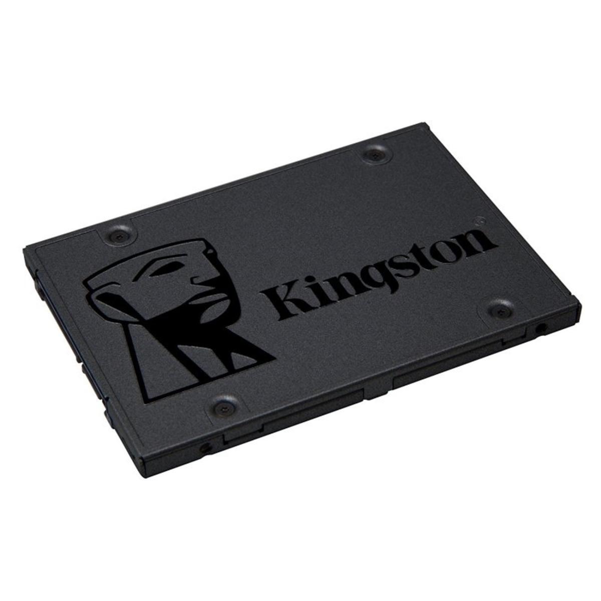 Disco Duro HD 2.5 SSD 480GB SATA3 KINGSTON SSDNOW A400