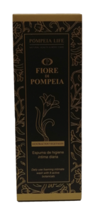 Jabón íntimo de Pompeya 140 ml, FIORE DI POMPEYA