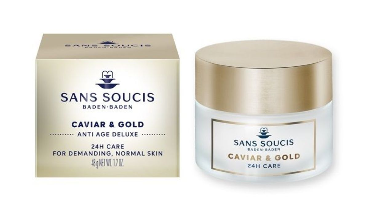 SAN SOUCIS CAVIAR & GOLD ANTI AGE NORMAL SKIN