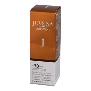 Sunsation Superior Crema Antiedad SPF30 75 ml Juvena