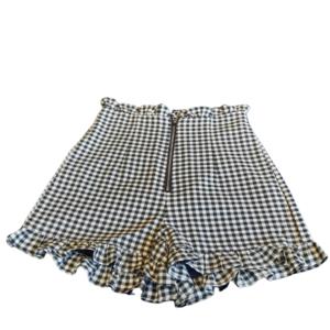 Shorts cuadros Vichy
