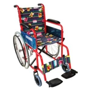Silla de ruedas para niños plegable