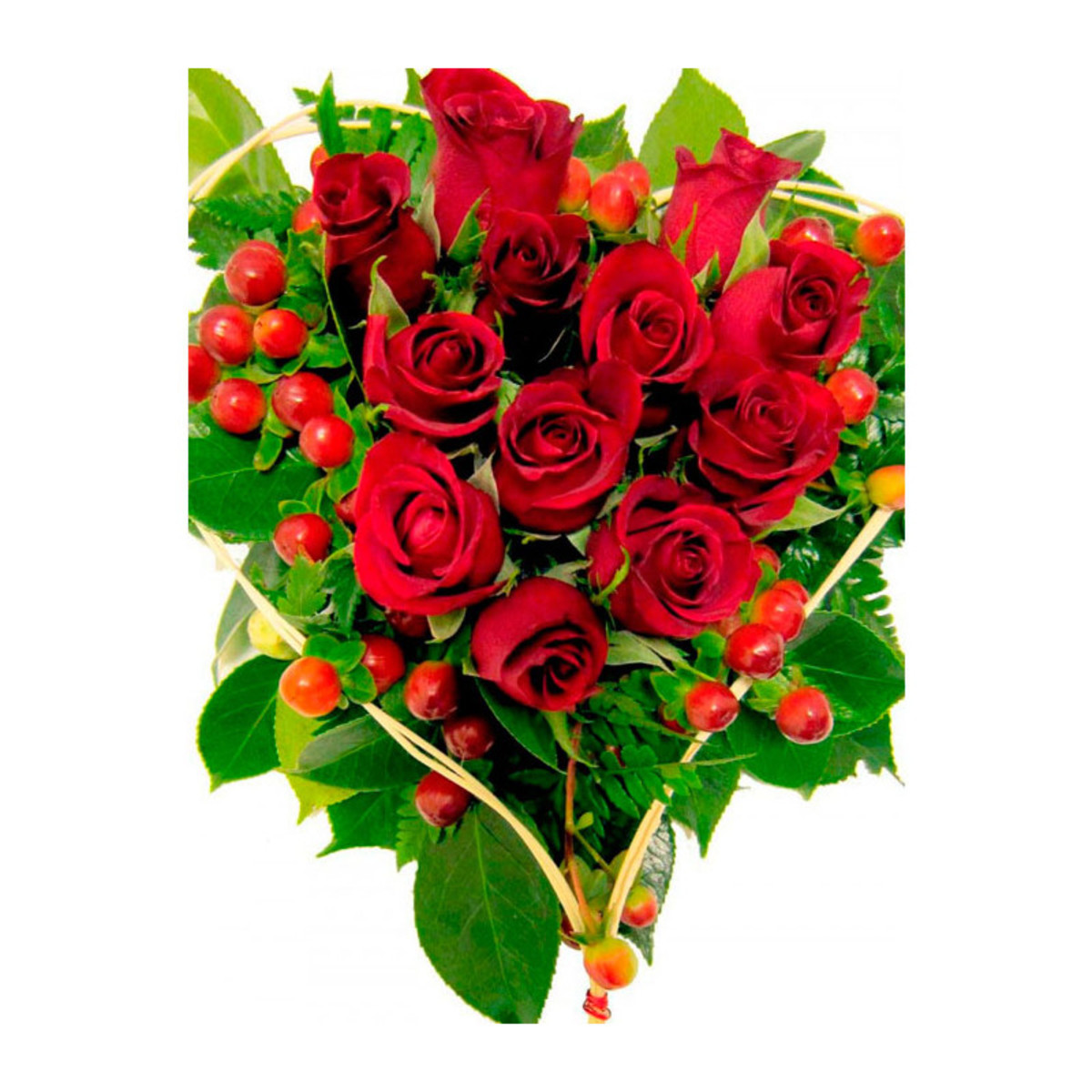 Sin ti no soy nada Rosas