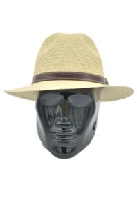 Sombrero BEIRETS, Oriental Panamá, color Natural.
