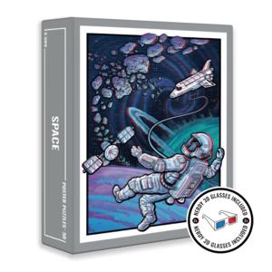 SPACE  puzzle 500 pzs –Cloudberries